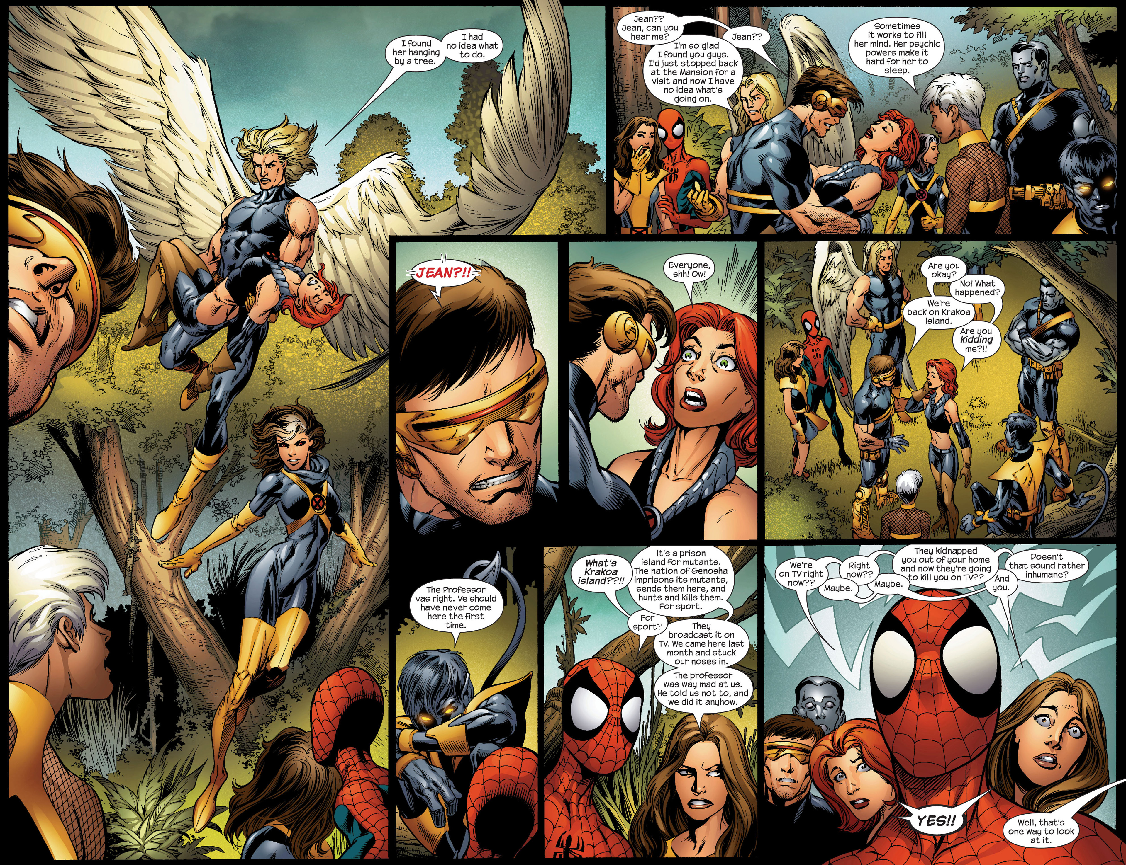 Read online Ultimate Spider-Man (2000) comic -  Issue #92 - 20