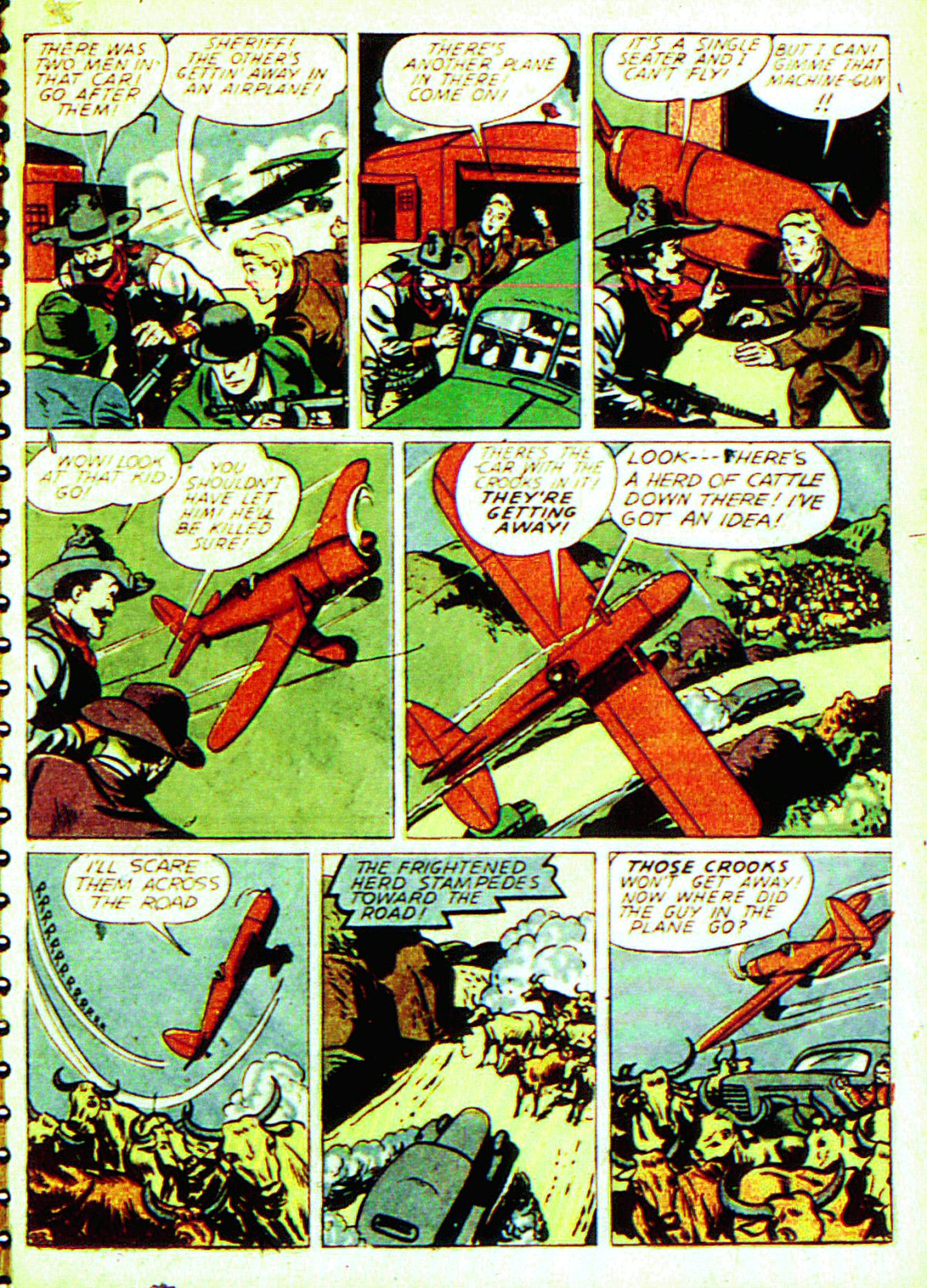 Read online All-American Comics (1939) comic -  Issue #20 - 30