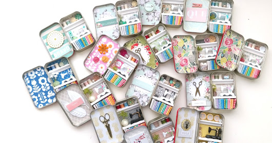 Tiny Tin Sewing Rooms are Baaack!