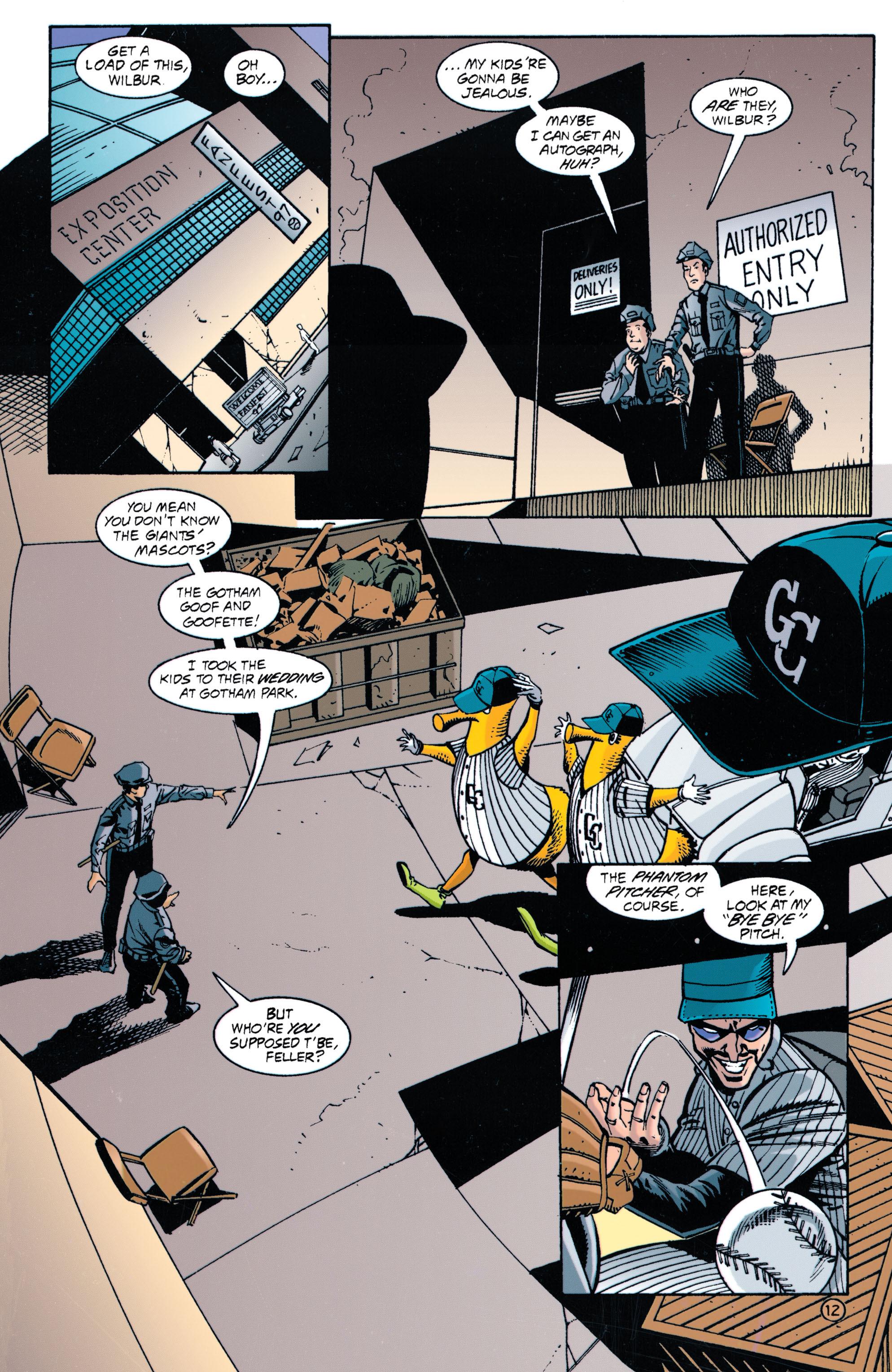 Detective Comics (1937) 707 Page 12