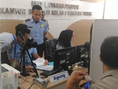 Unit Layanan Paspor Gresik Dibuka dan Melayani Online