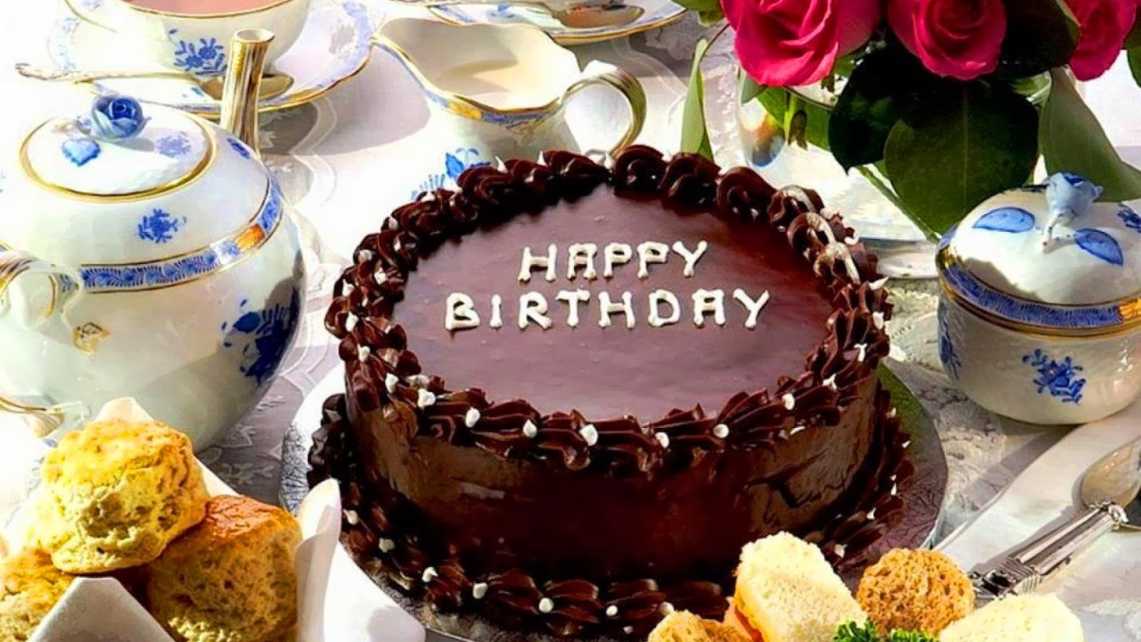 Chocolate Cake HD Wallpapers Free Download