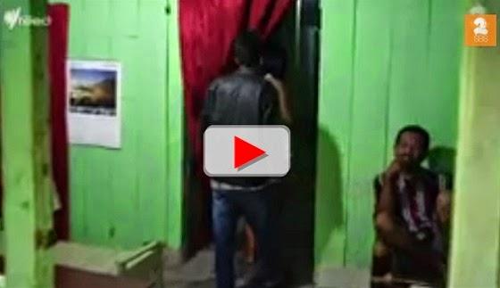 video reportase ritual seks mencari pesugihan di gunung kemukus