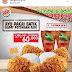 Hari Batik Nasional Burger King & Es Teller 77 Promo Besar