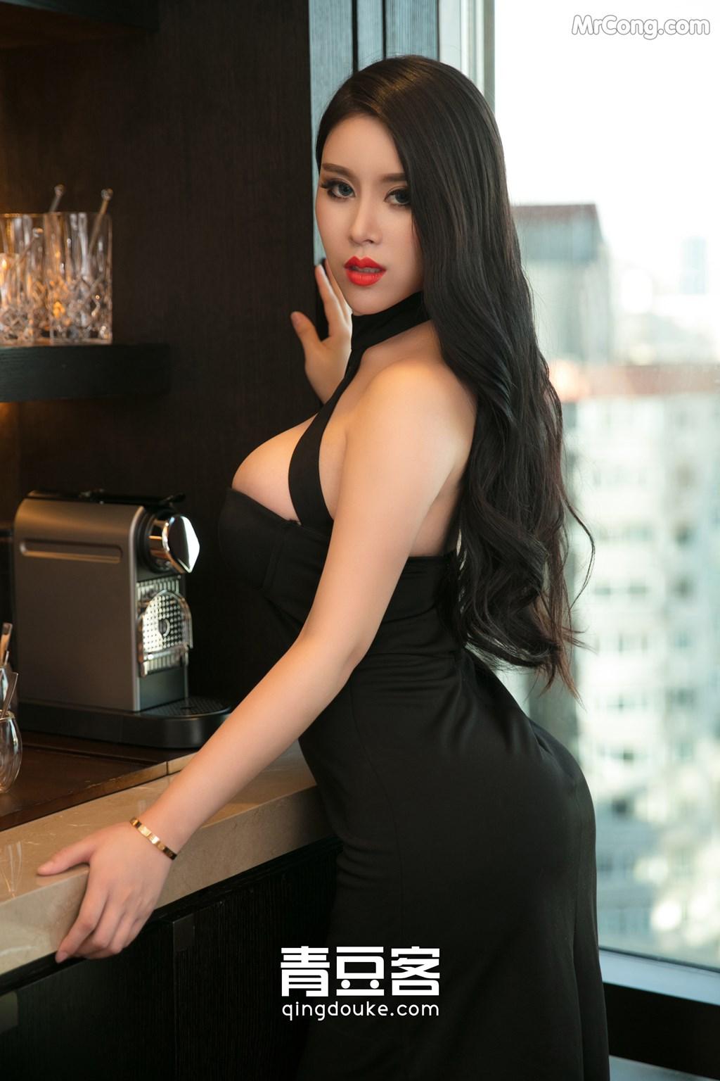 Image QingDouKe-2017-11-05-Ke-Rui-Na-MrCong.com-013 in post QingDouKe 2017-11-05: Người mẫu Ke Rui Na (可蕊娜) (48 ảnh)