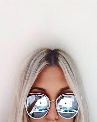 selfie tumblr con gafas