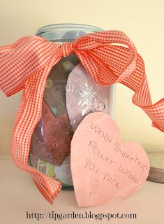 Family Valentine Ideas