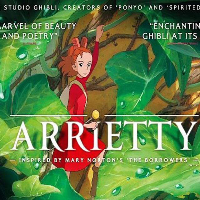 ดูการ์ตูน The Secret World of Arrietty อาริเอตี้ มหัศจรรย์ความลับคนตัวจิ๋ว