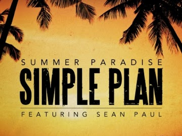 Simple Plan feat. Taka - SUMMER PARADISE