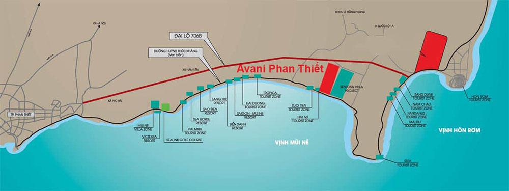 Biệt thự Novaland Mũi Né Phan Thiết