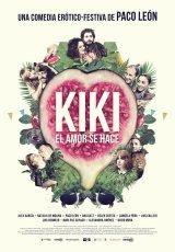 """Carátula del DVD: """"Kiki, el amor se hace"""""""
