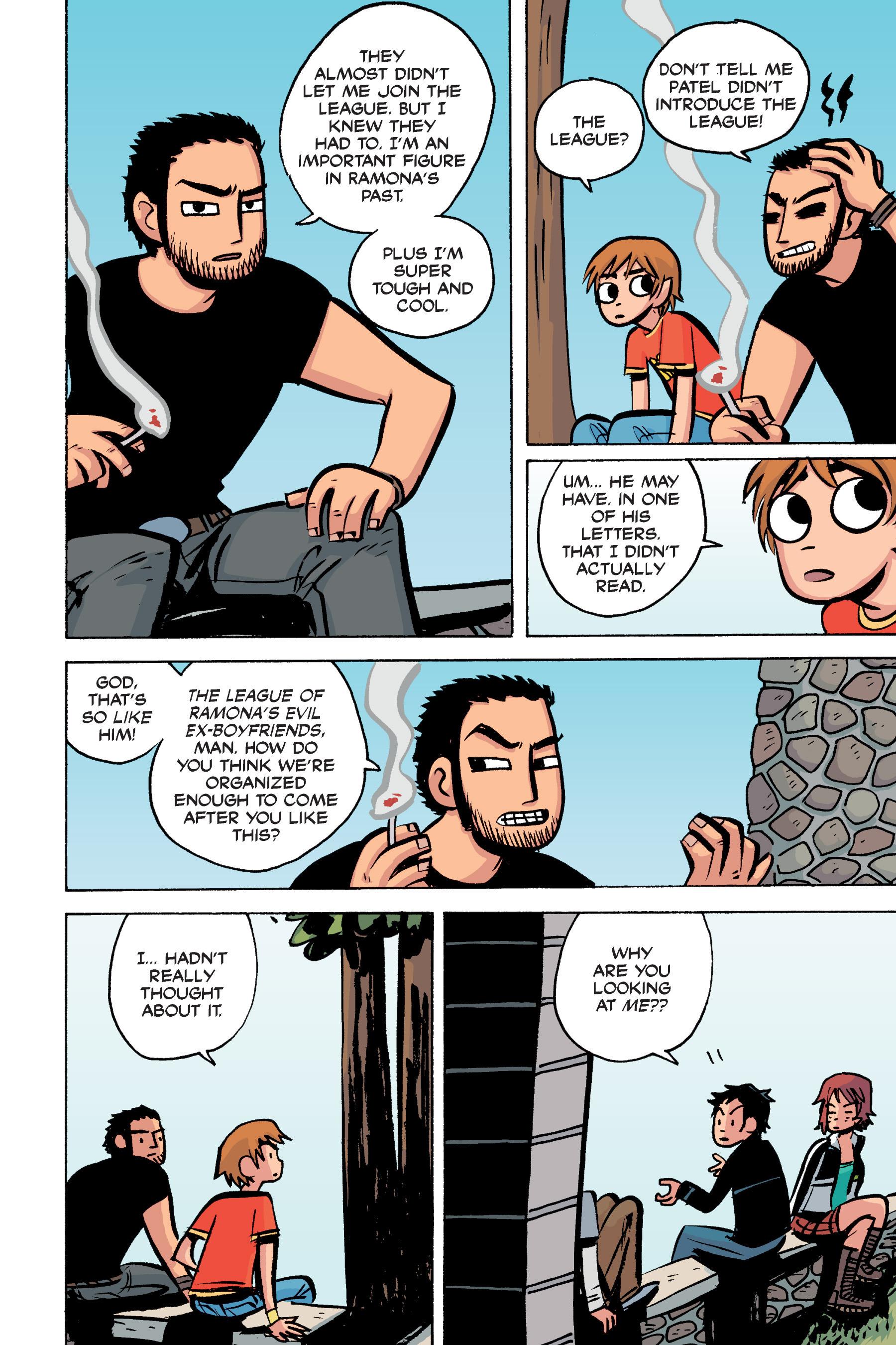 Read online Scott Pilgrim comic -  Issue #2 - 115