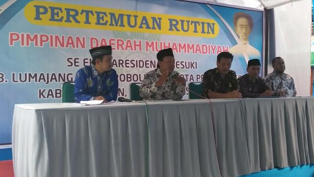 Kyai Kusno: Pendidikan adalah Amal Usaha Muhammadiyah Untuk Jauhkan Umat dari Kebodohan