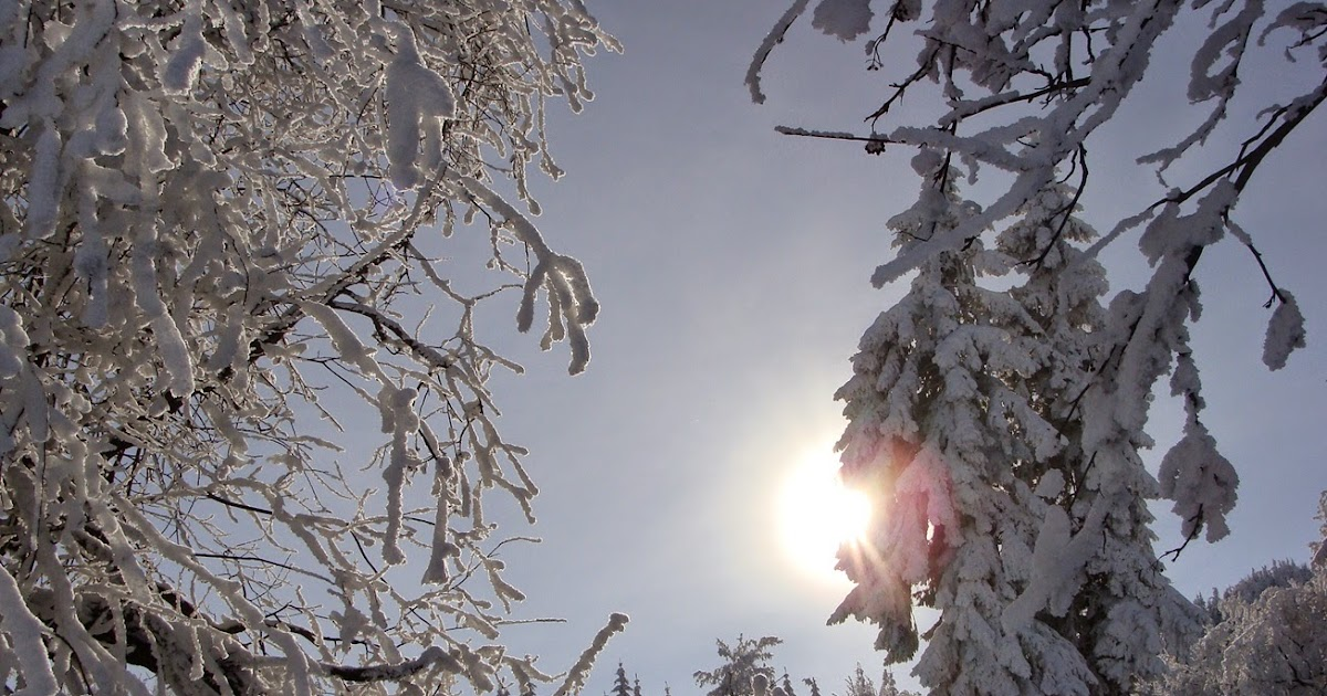 Kalendarzowa Zima Zaczyna Się