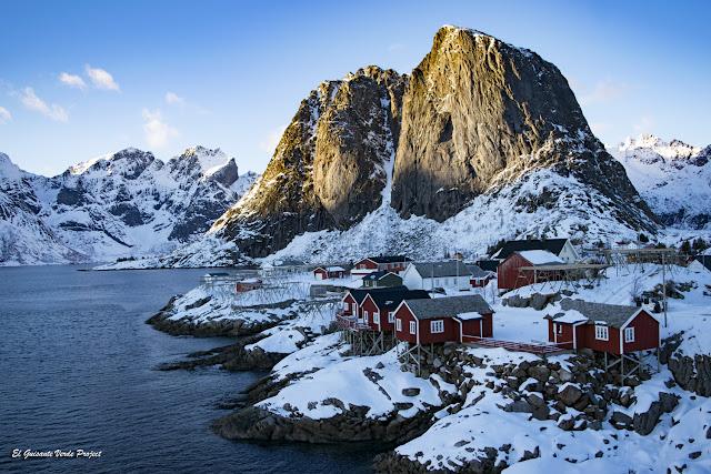 Hamnøy, Islas Lofoten por El Guisante Verde Project