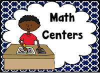 math centers for the classroom
