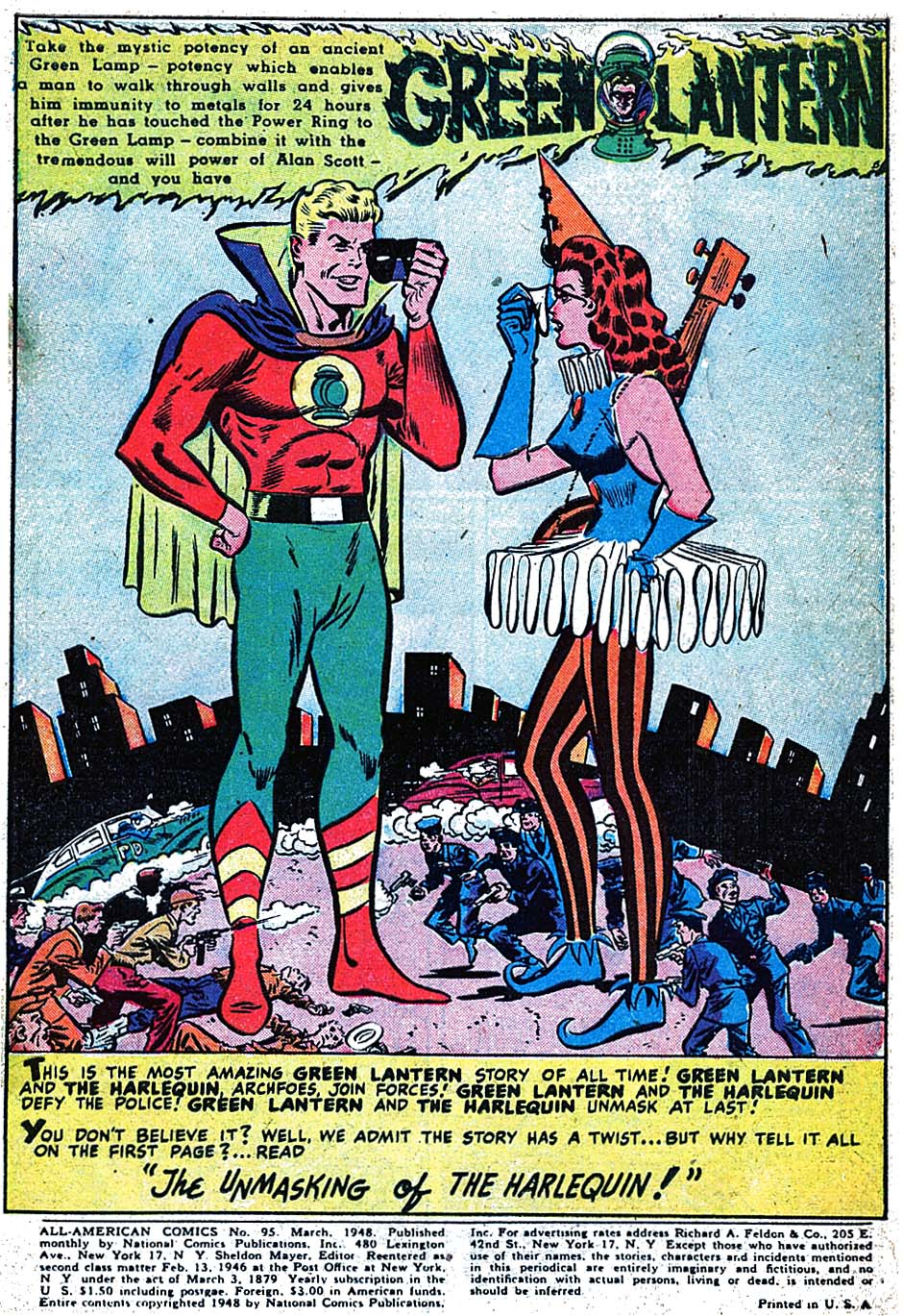Read online All-American Comics (1939) comic -  Issue #95 - 3