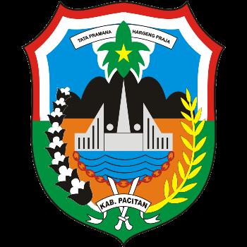 Logo Kabupaten Pacitan PNG