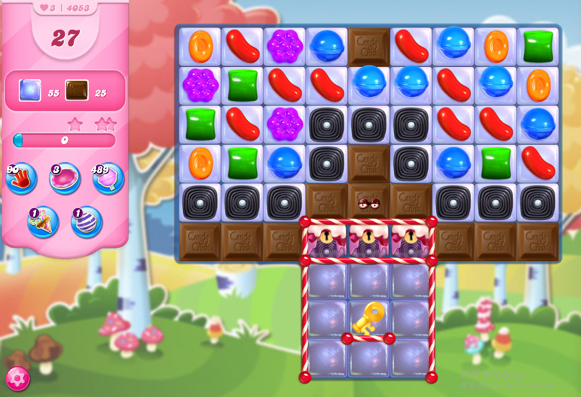 Candy Crush Saga level 4053