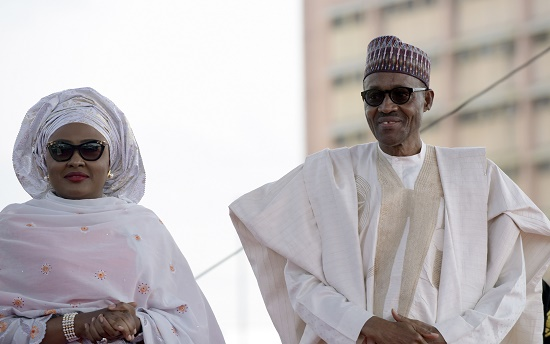 Breaking: Aisha Buhari Tells BBC My Husband Has Disappointed And Frustrated Many Nigerians