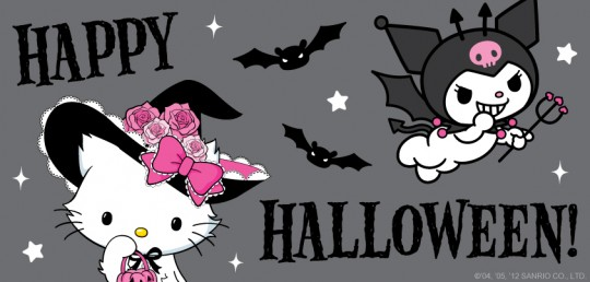 Happy halloween hello kitty images for facebook whatsapp