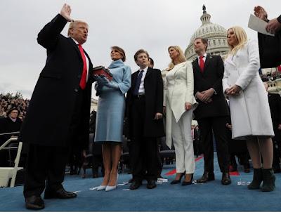 Donal Trump, Trump, USA,  inauguration, positif, portal positif