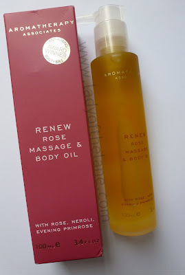 Aromatherapy Associates Renew Rose Massage & Body Oil