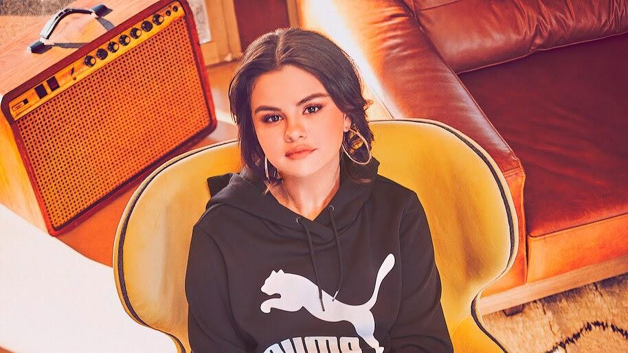 Selena Gomez, Puma, 4K, #4.1400