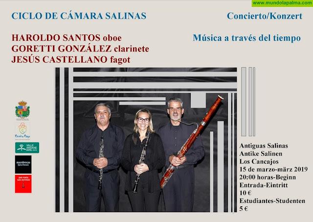 """LAS SALINAS: """"Música a través del Tiempo"""""""