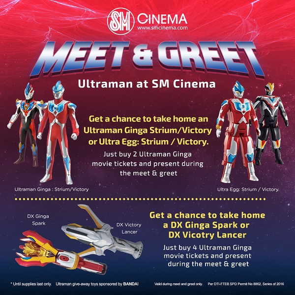 Toy giveaways during meet and greet of ultraman ginga s the movie toy giveaways during meet and greet of ultraman ginga s the movie character m4hsunfo