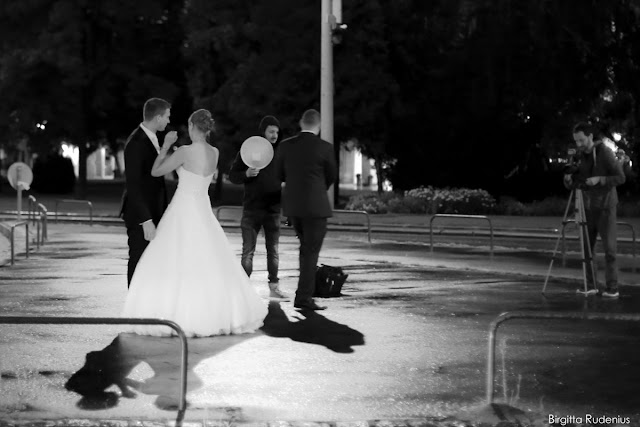 Street Photography - Just married