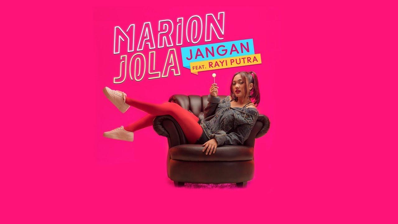 Marion Jola - Jangan