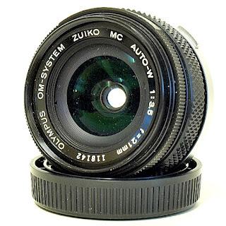 Zuiko Auto-W 1:3.5 21mm