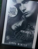 Cover von Verfluchte Liebe zeigt den attraktiven Lucian