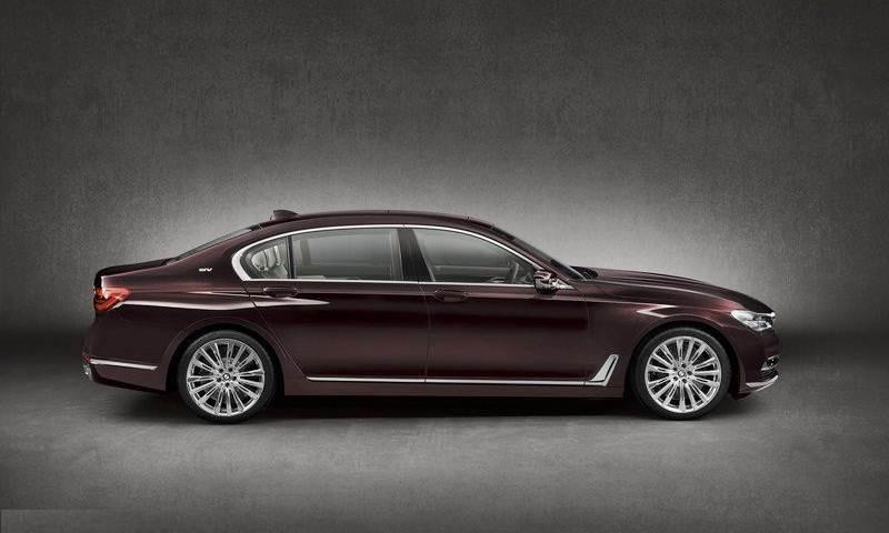 2017 Bmw M760li Xdrive V12 Excellence Auto Bmw Review