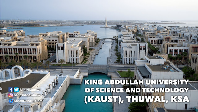 King Abdullah University of Science and Technology  Beasiswa S2 & S3 King Abdullah University of Science and Technology (KAUST) 2017-2018