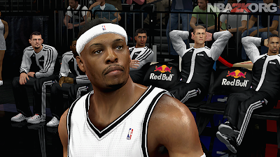 NBA 2K14 Realistic Paul Pierce Face Mod