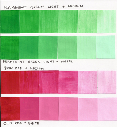 Heather Dubreuil Lesson 2 Beyond The Colour Wheel