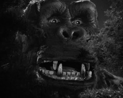 King Kong (1933) ~ This is a FULL SIZE head where a native ... |King Kong Native People
