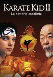 Karate Kid 2 (1986) Online Español latino hd