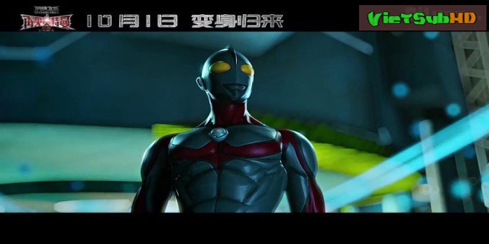 Phim Siêu Nhân Điện Quang: Thiết Long Thuyết minh HD | Dragon Force: So Long Ultraman 2017