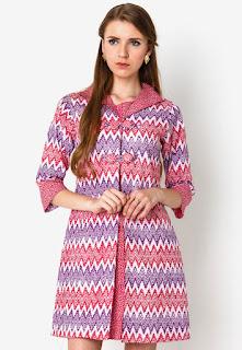 Cara membuat pola baju perempuan sederhana