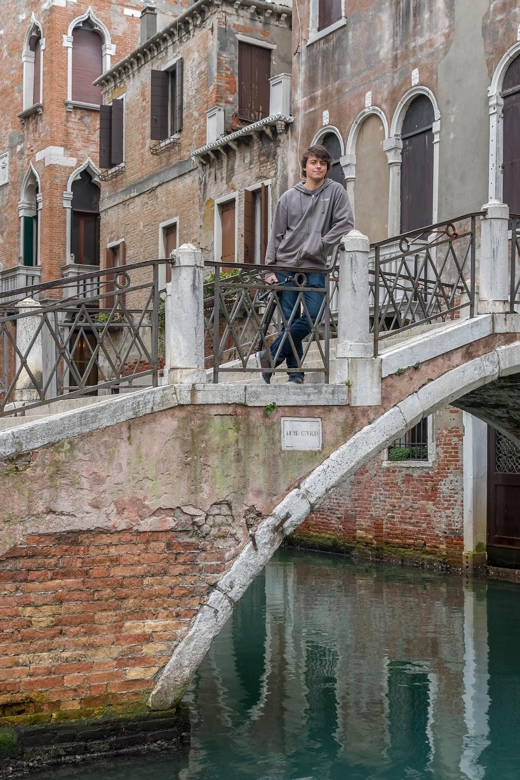 Venise Italie pont