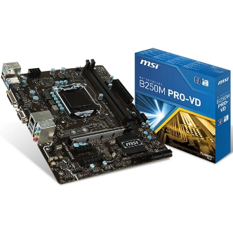 Motherboard for Under 400 Office PC Build 2017