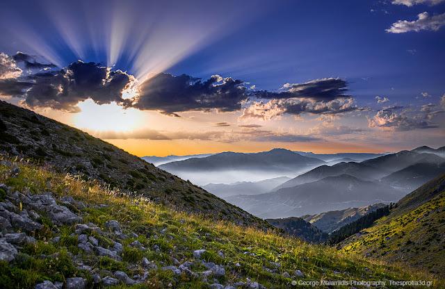 Θεσπρωτία: Επιχείρηση για τον εντοπισμό ορειβάτη στα Όρη Σουλίου
