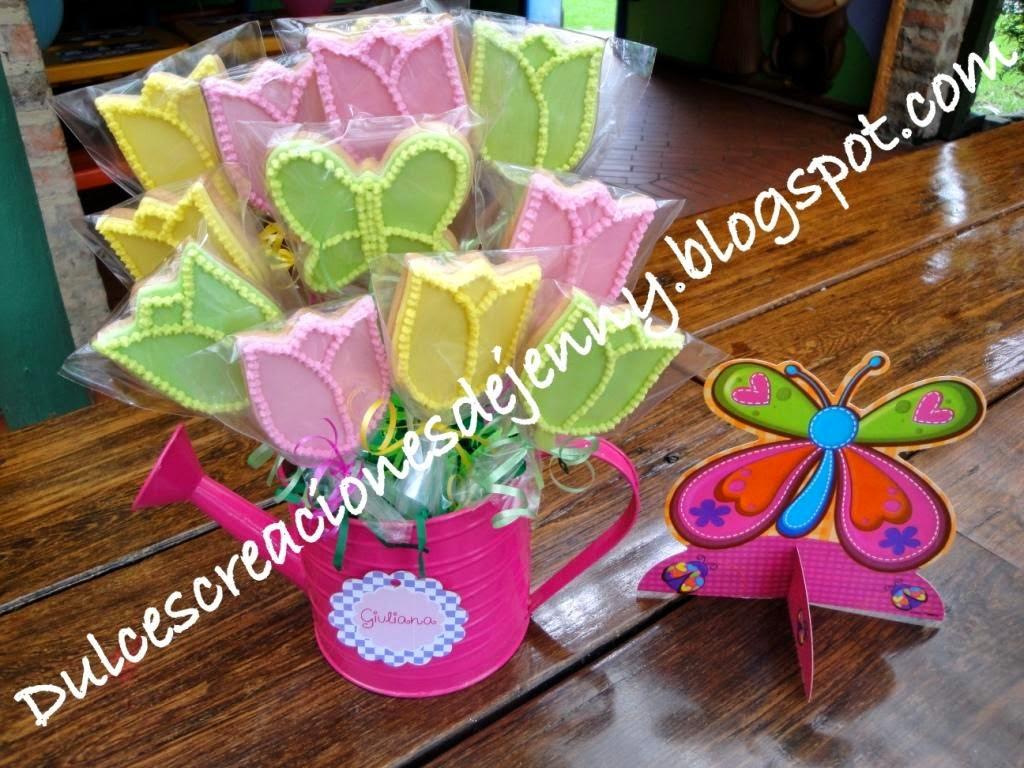 Dulces Creaciones De Jenny Cupcakes En Bogotá Flores Y