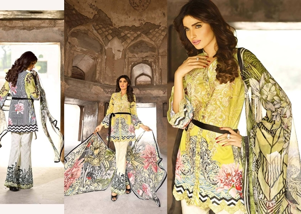 Rani Emaan Eid Dresses Collection 2017