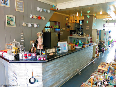 Blue Vanilla opens a new shop in Fisherman's Village