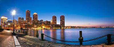 Boston thành phố tuyệt đẹp của nước Mỹ