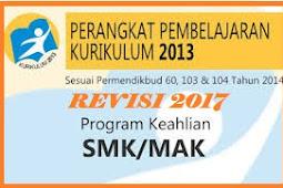 Rpp Kkpi Kurikulum 2013 Revisi 2017 Smk/Mak Kelas X, Xi, Xii